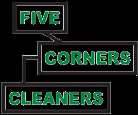 5 corners cleaners